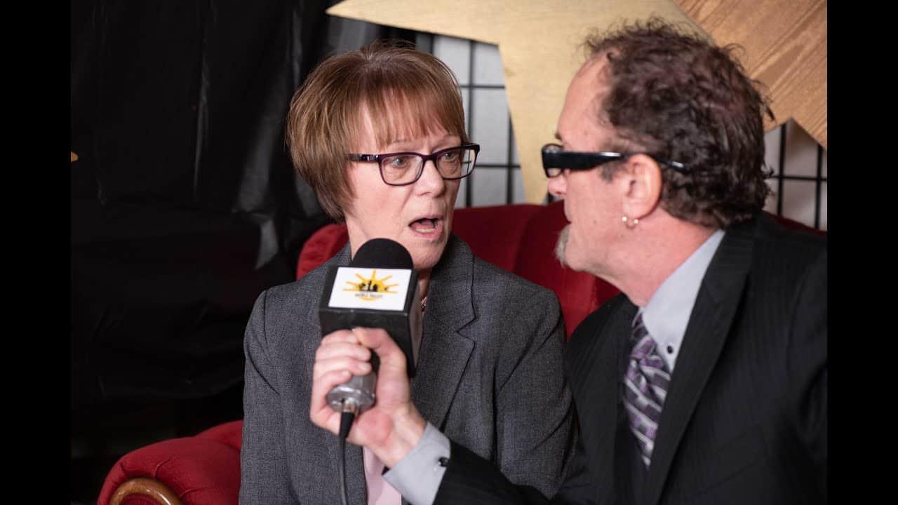 Community Futures - Merritt Awards Gala Interview