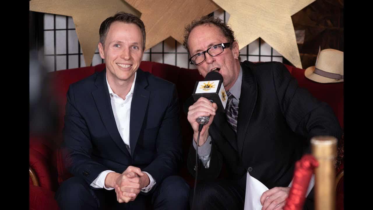 Matthew Bailey - Award Gala Featured Speaker - Experience Nicola Valley