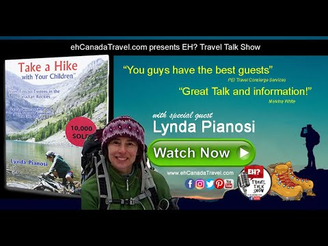 EH? Travel Talk Show with book publisher Lynda Pianosi